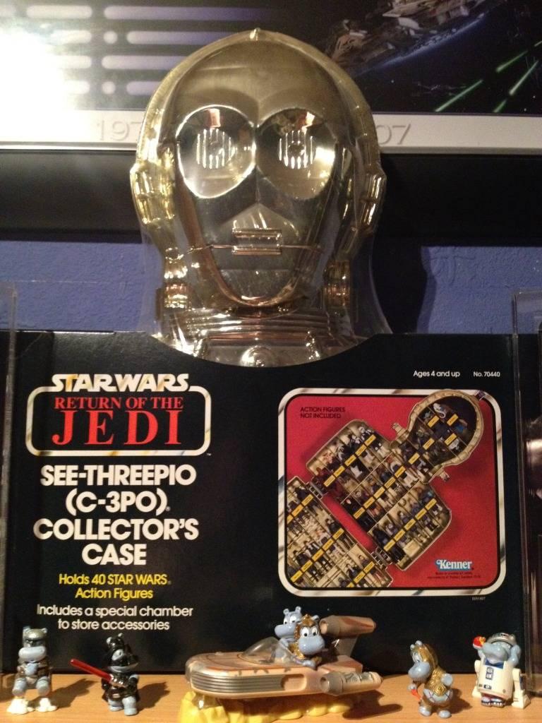 Vintage C-3PO & Loose Display New Items added 08/10/12 111