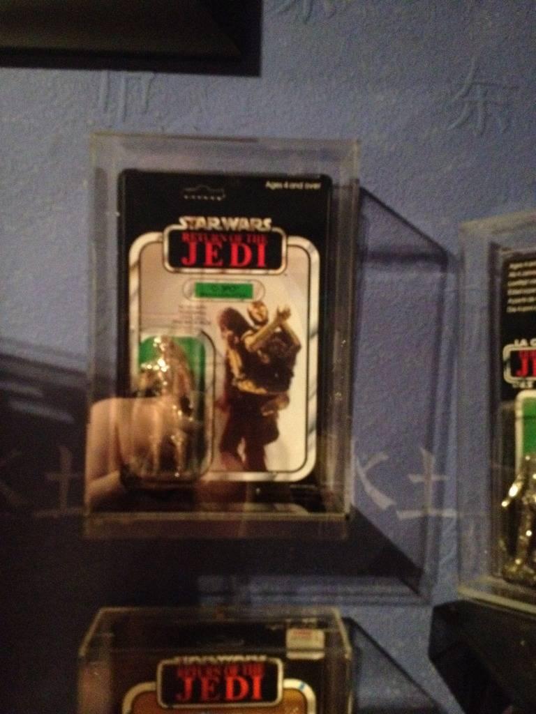 Vintage C-3PO & Loose Display New Items added 08/10/12 115