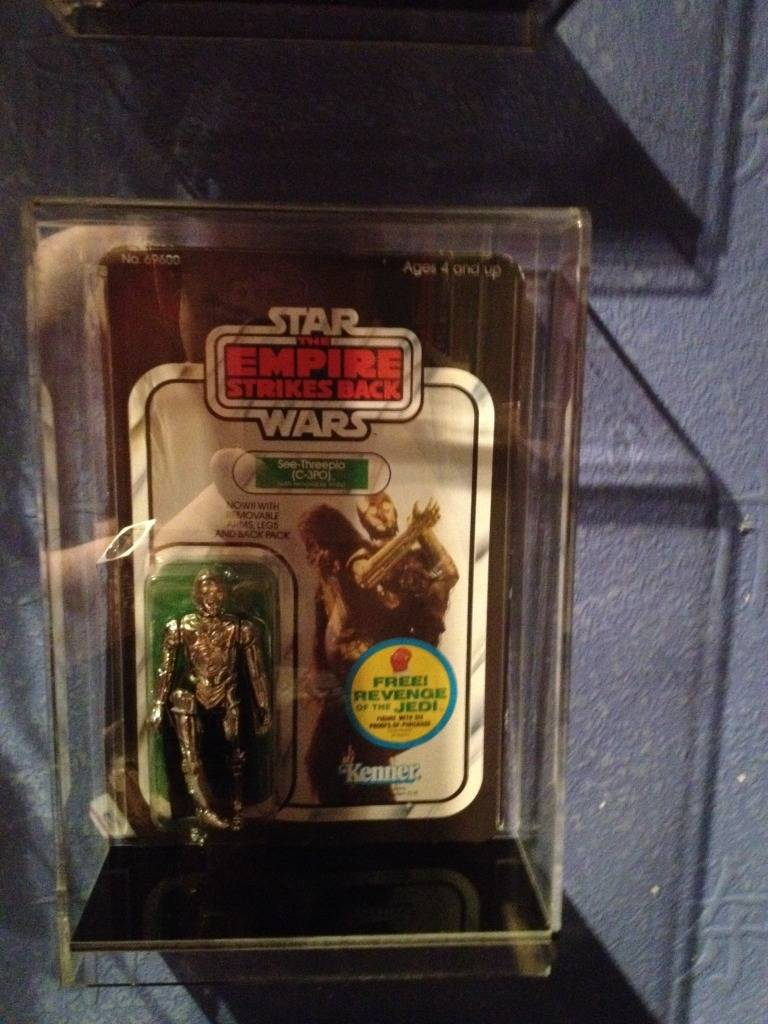 Vintage C-3PO & Loose Display New Items added 08/10/12 117