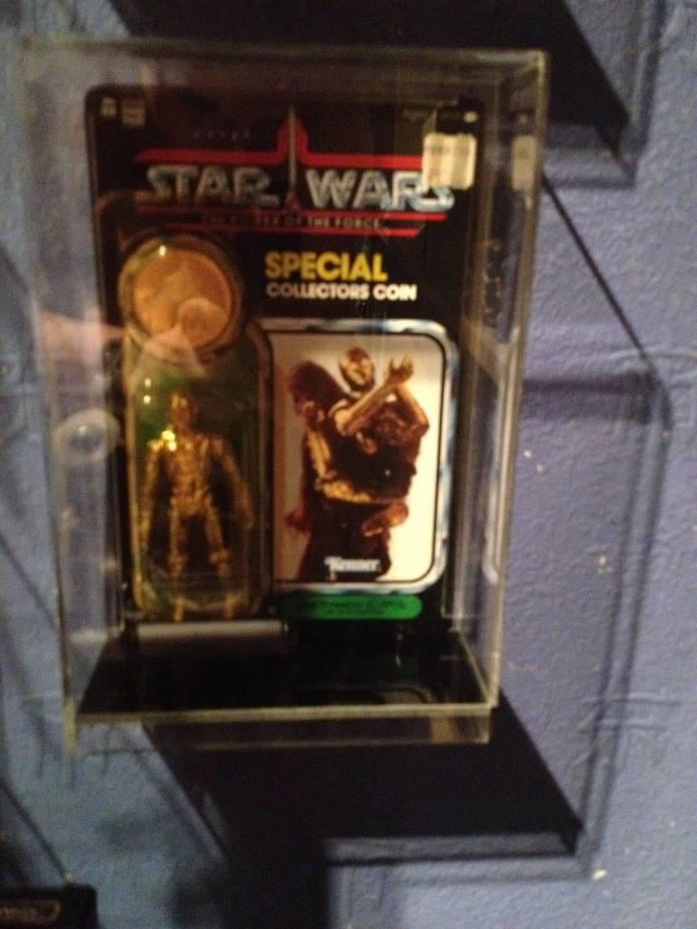 Vintage C-3PO & Loose Display New Items added 08/10/12 118