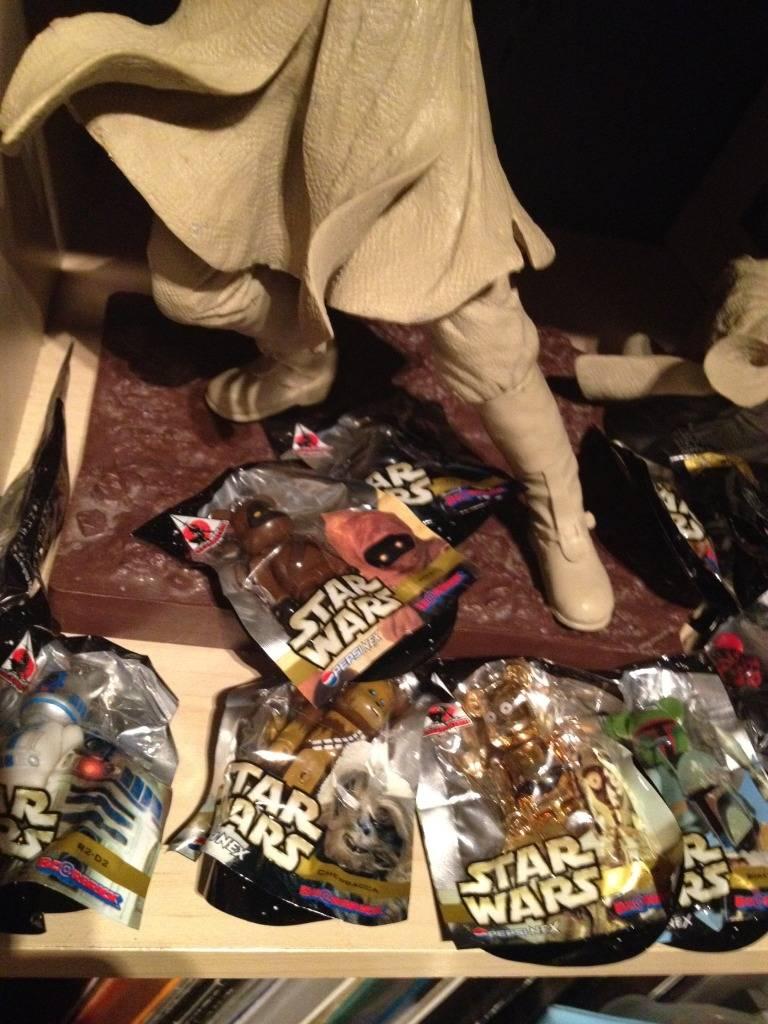 Vintage C-3PO & Loose Display New Items added 08/10/12 129