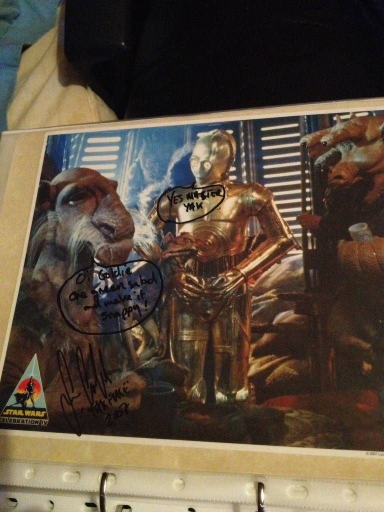 Vintage C-3PO Collection, another Focus Update JAN 2013 all my 3po items 173