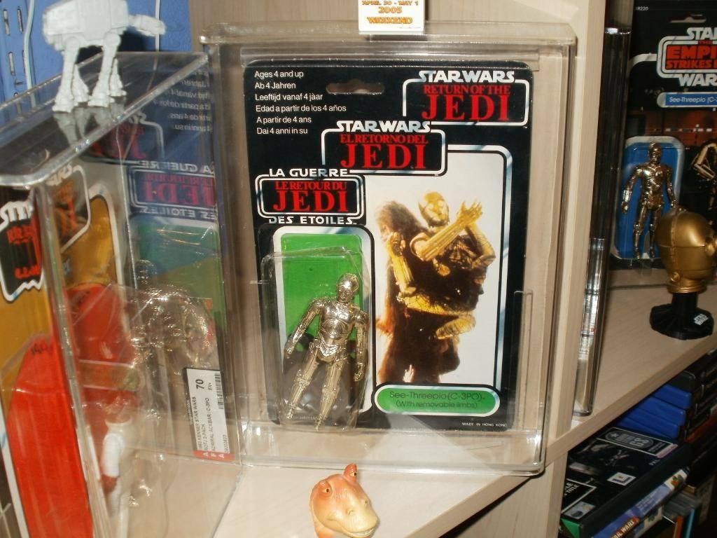 Vintage C-3PO & Loose Display New Items added 08/10/12 195-1