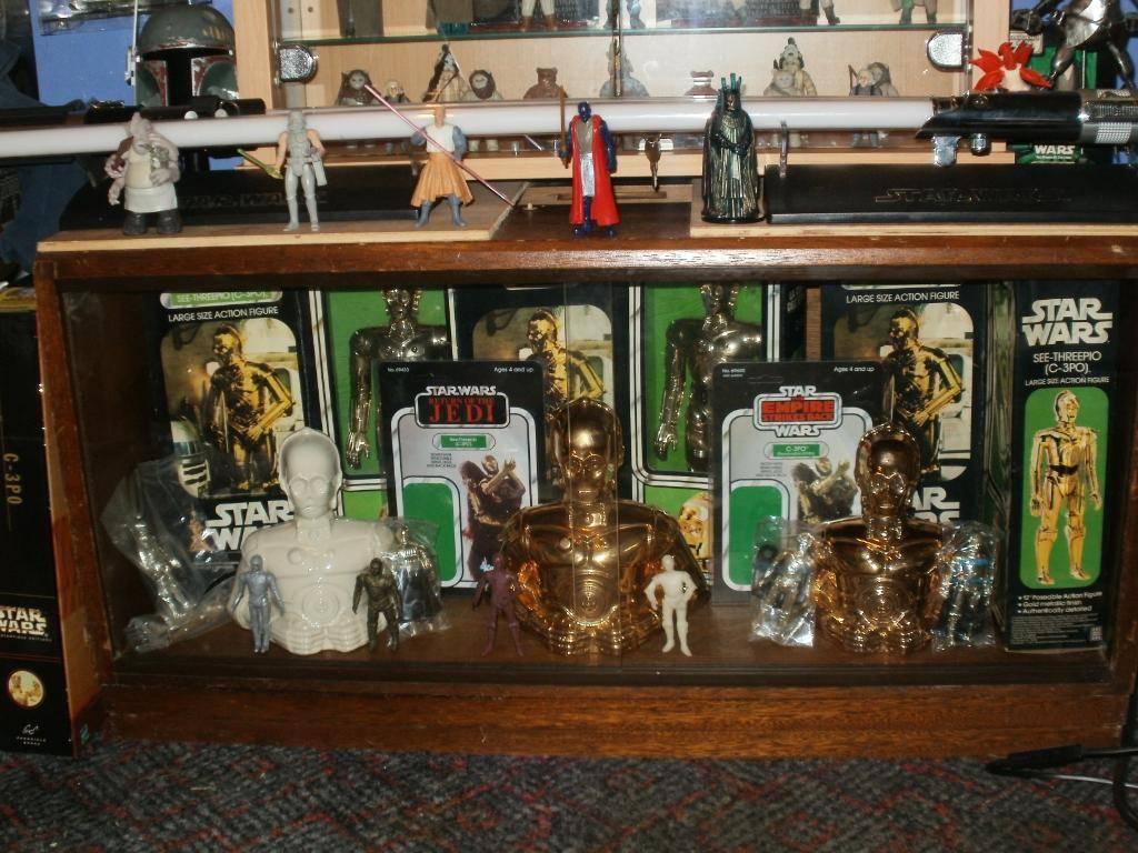 Vintage C-3PO & Loose Display New Items added 08/10/12 201-1