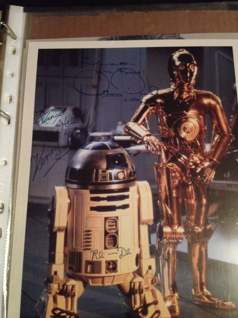 Vintage C-3PO Collection, another Focus Update JAN 2013 all my 3po items 208