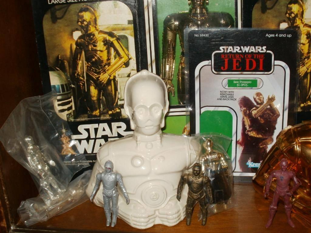 Vintage C-3PO & Loose Display New Items added 08/10/12 249