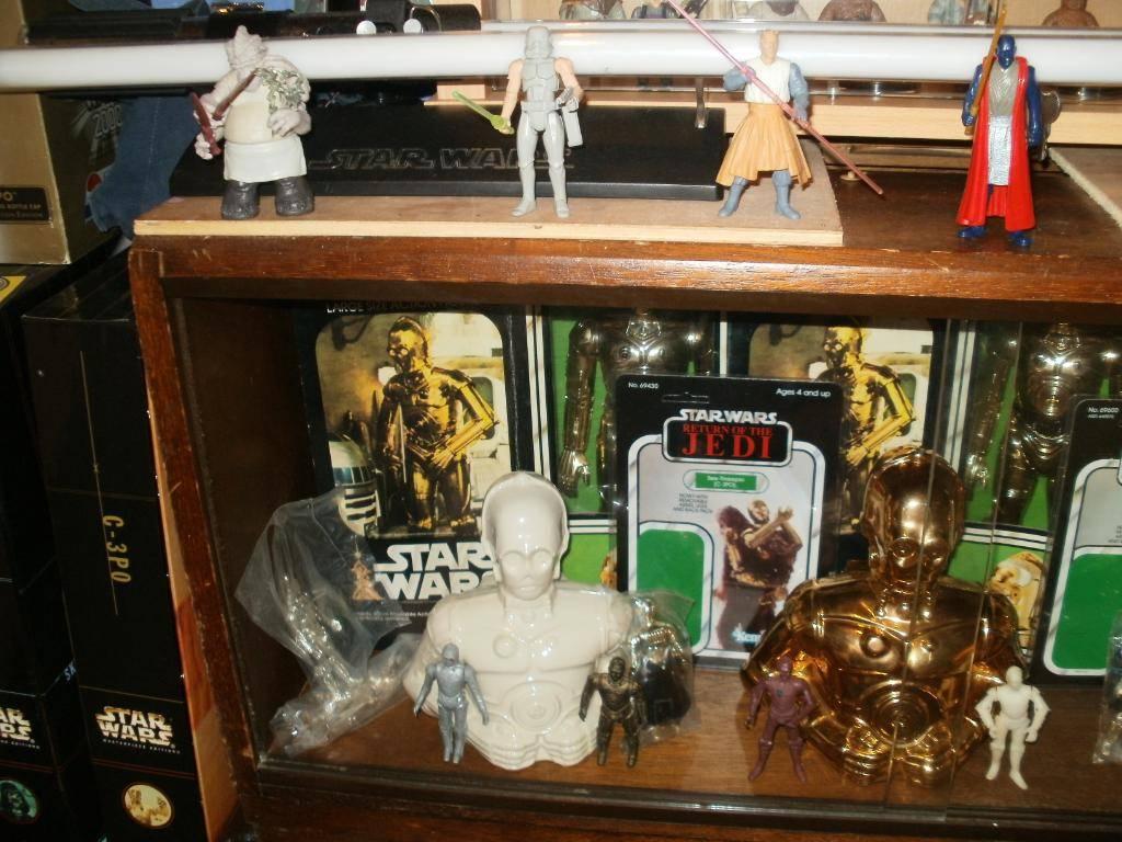 Vintage C-3PO & Loose Display New Items added 08/10/12 259