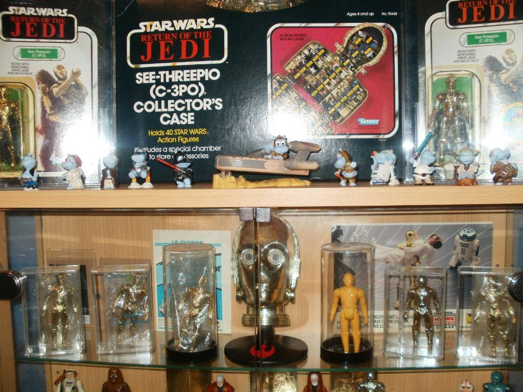 Vintage C-3PO & Loose Display New Items added 08/10/12 265