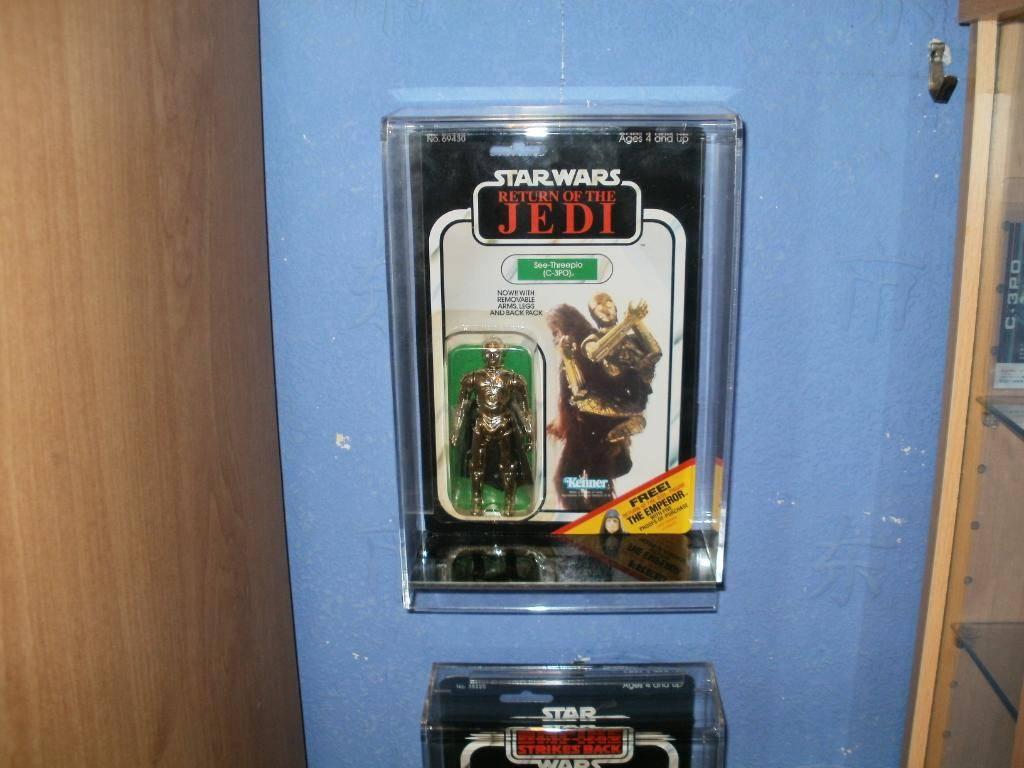 Vintage C-3PO & Loose Display New Items added 08/10/12 267