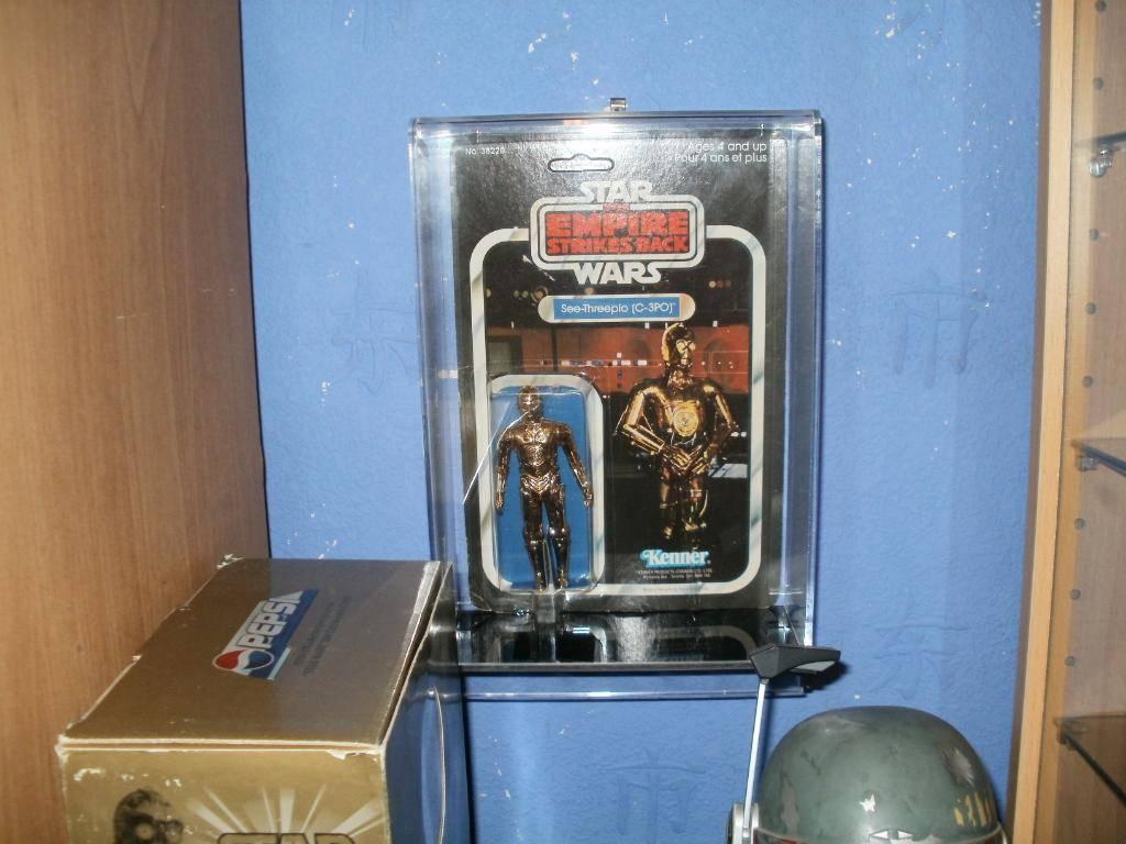 Vintage C-3PO & Loose Display New Items added 08/10/12 273