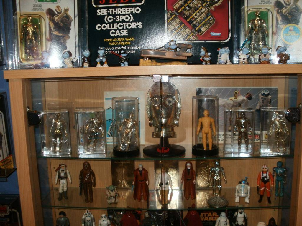 Vintage C-3PO & Loose Display New Items added 08/10/12 276