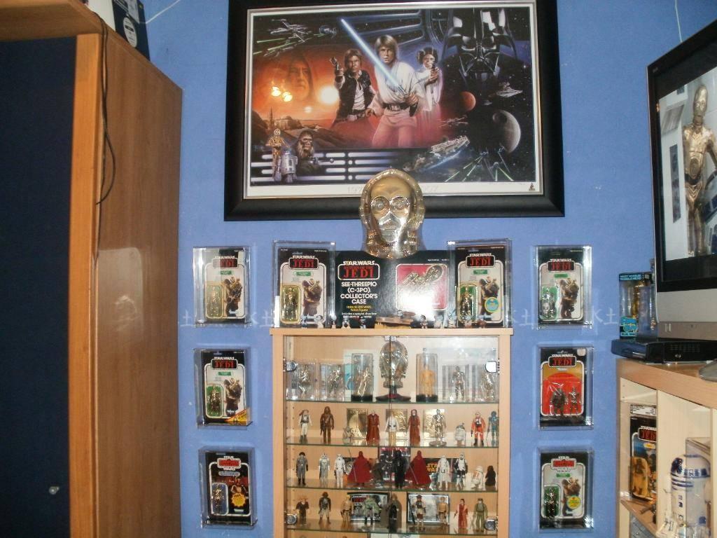 Vintage C-3PO & Loose Display New Items added 08/10/12 278