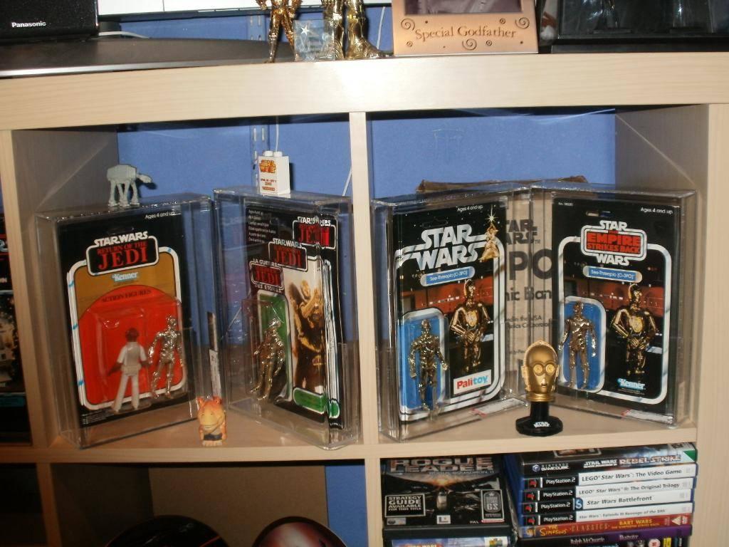Vintage C-3PO & Loose Display New Items added 08/10/12 291