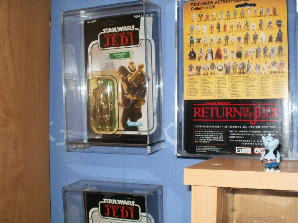 Vintage C-3PO & Loose Display New Items added 08/10/12 315