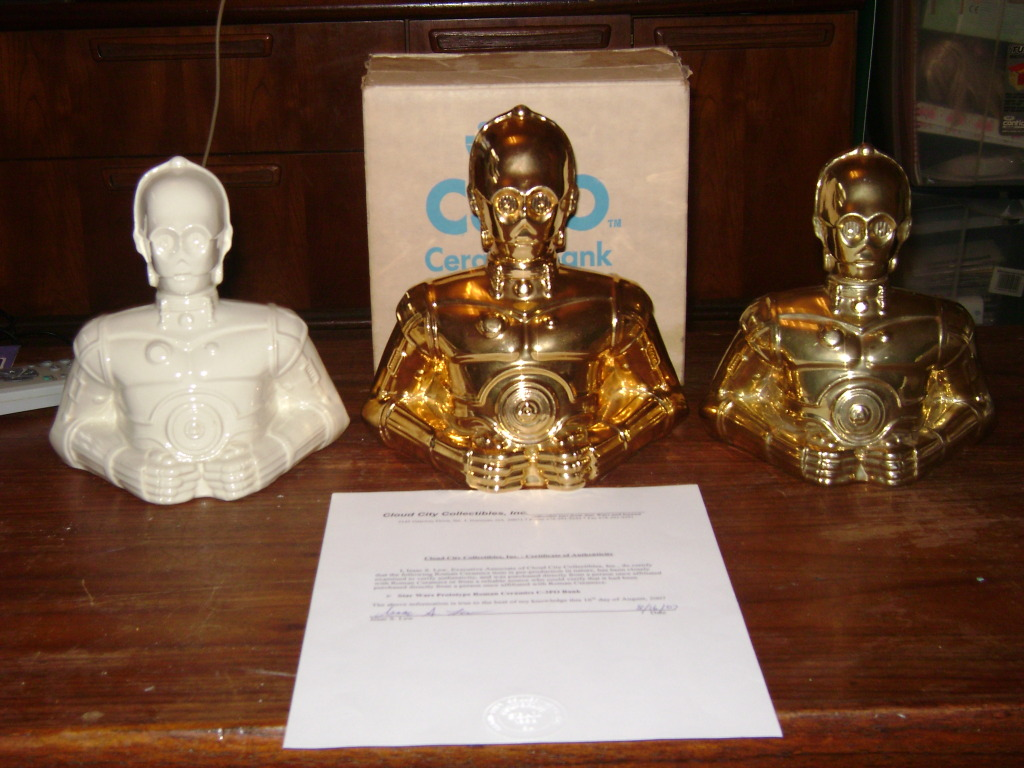Vintage C-3PO Collection, another Focus Update JAN 2013 all my 3po items DSC00915