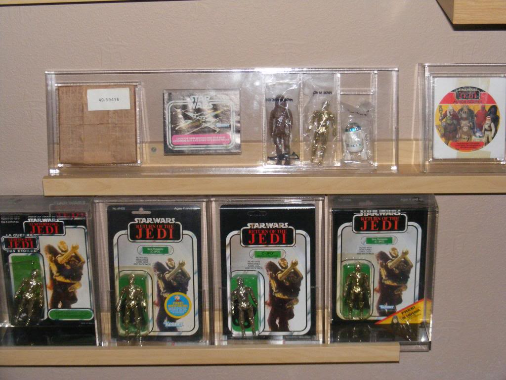 Sep 2013 Ikea Deltof C-3po Set up & Vintage C-3po Moc Shelfs 369_zpse46751ef
