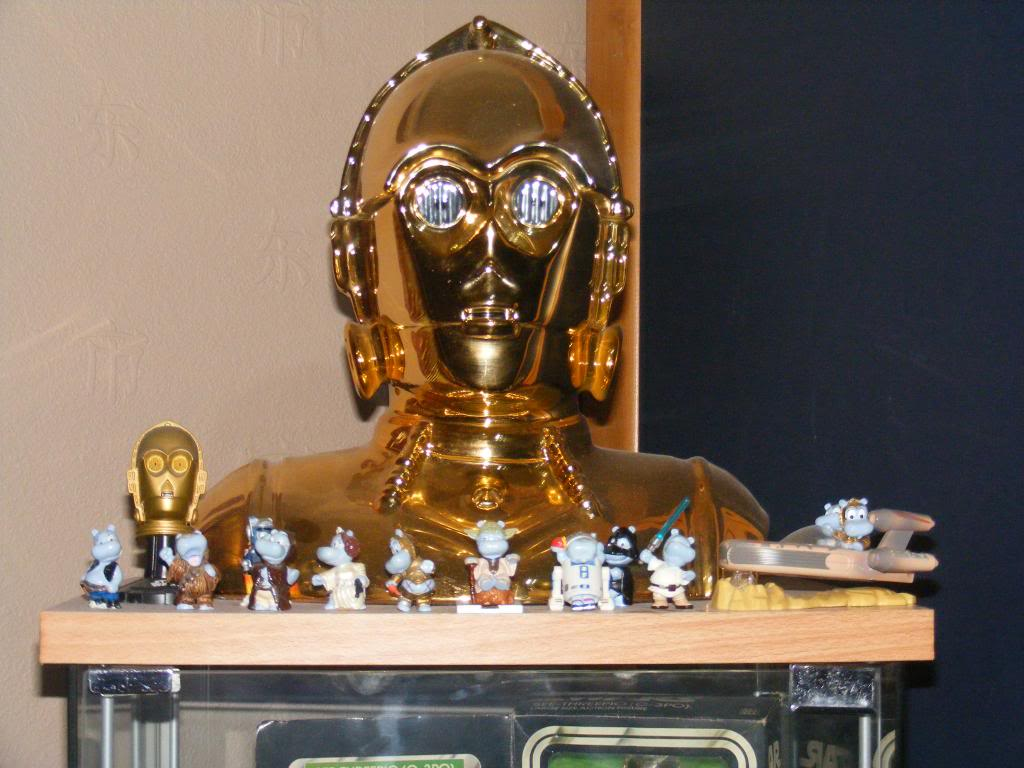 Sep 2013 Ikea Deltof C-3po Set up & Vintage C-3po Moc Shelfs 371_zps591a0ea2