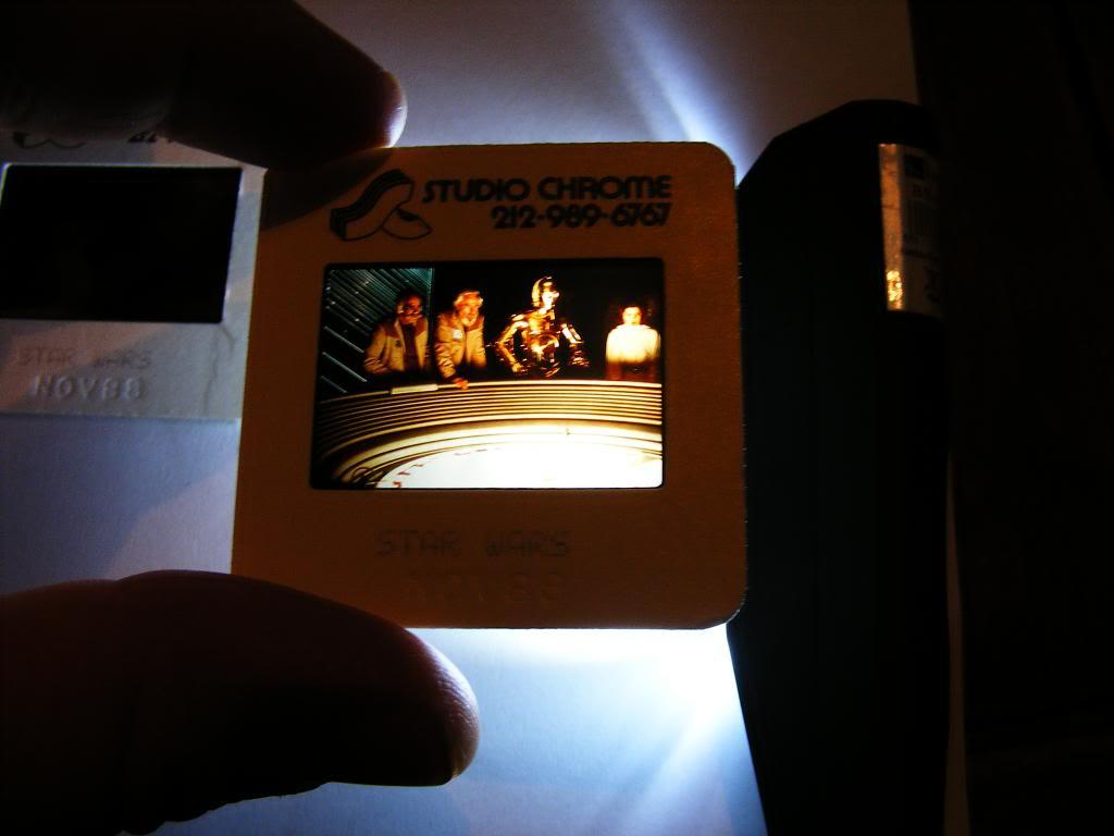 Vintage SW, ESB & ROTJ 35mm Transparency Slides. DSCF3527_zpse3815042