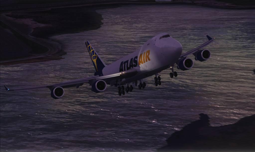 Fedex e Atlas 1-6