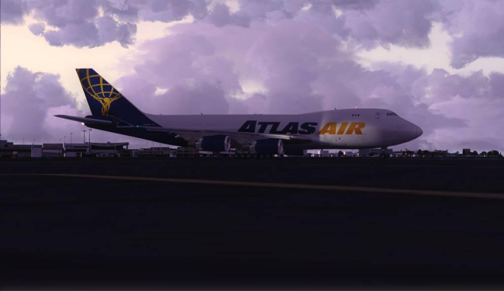 Fedex e Atlas 1-7