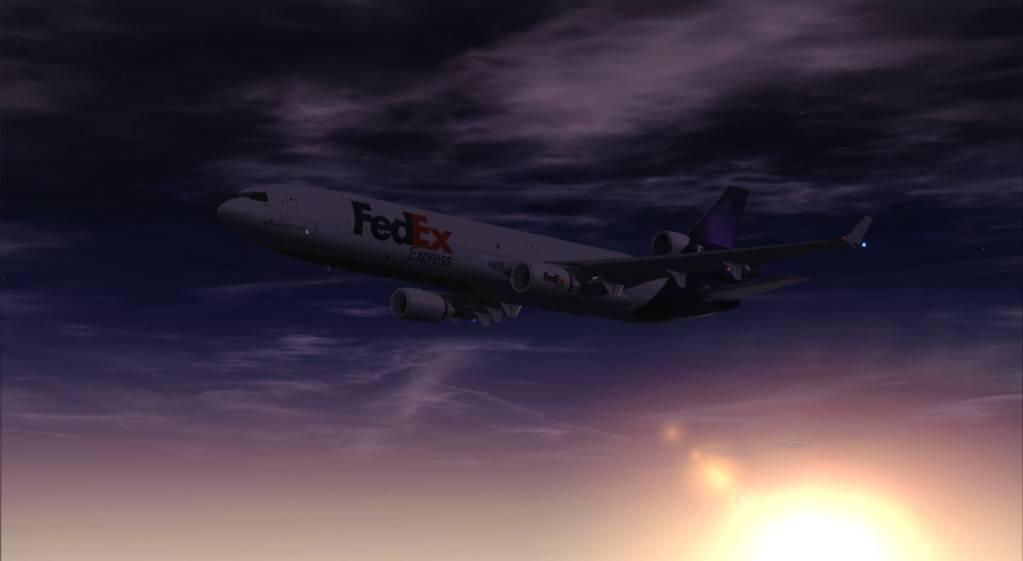 Fedex e Atlas 10