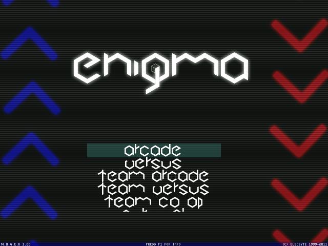 Enigma Mugen008