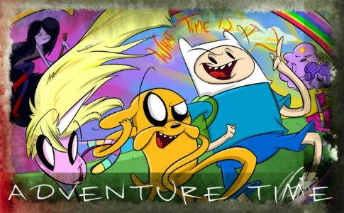 Adventure Time /// Afiliación Normal 18625f10