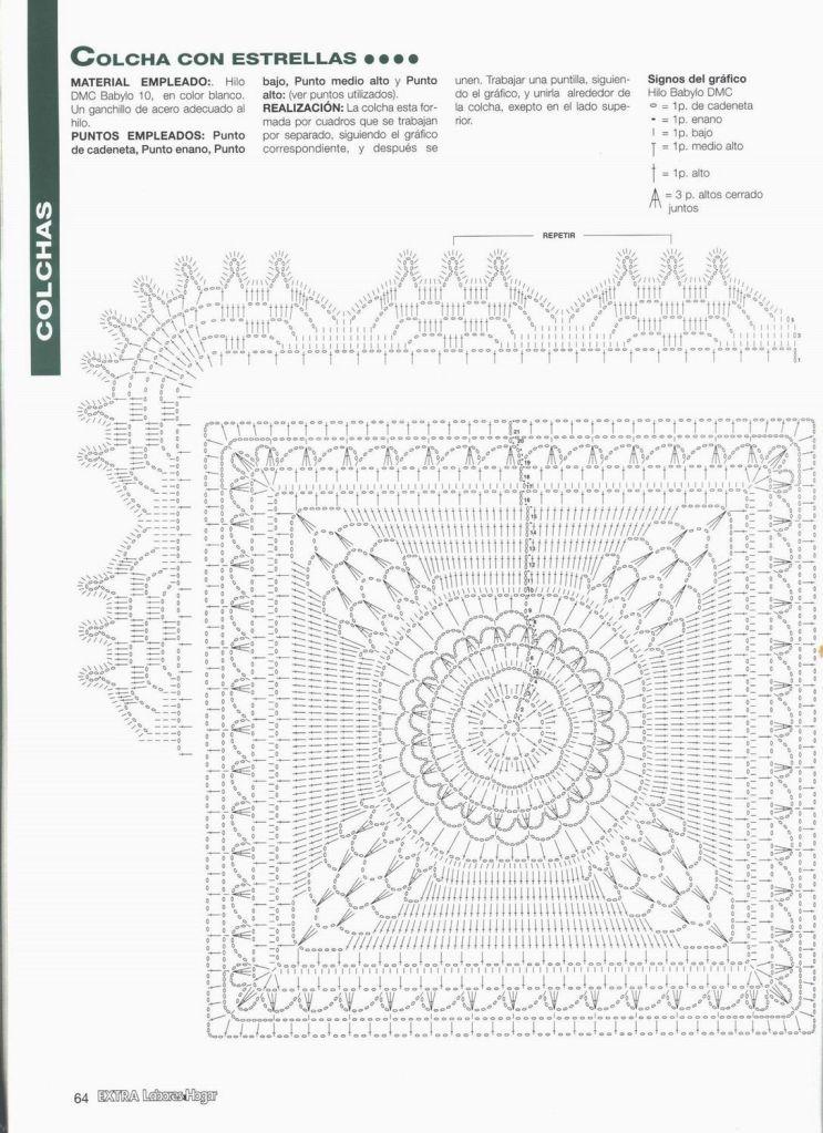 GANCHILLO Y PUNTO - PATRONES , MUESTRAS, CONSEJOS Y TRUCOS - Página 4 1051734254953