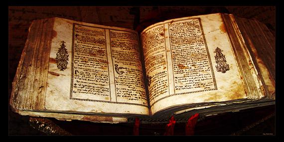 """Les """"bibles"""" et autre livre prophétique"""