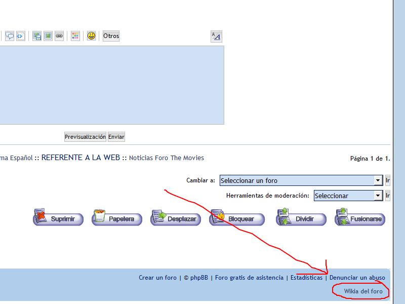 Wikia del foro oficial Wikia