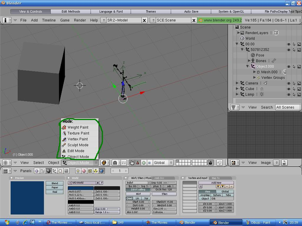 Tutorial Blender Movimientos Básicos 3721618blender2