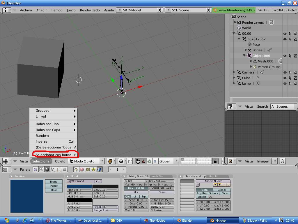 Tutorial Blender Movimientos Básicos 3721760blender3