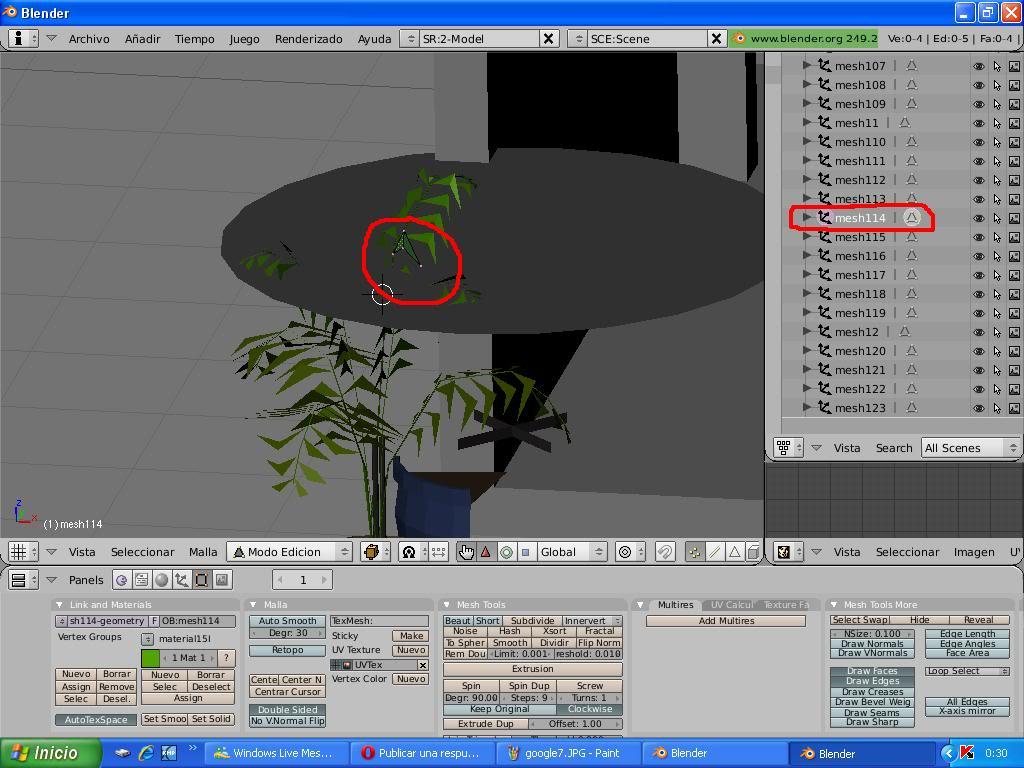 Tutorial Convertir modelos 3d de la galería google 3d a TM 5383577google8