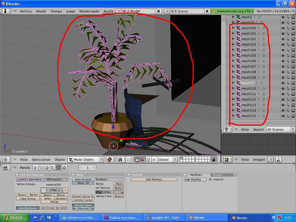 Tutorial Convertir modelos 3d de la galería google 3d a TM 5383617google9