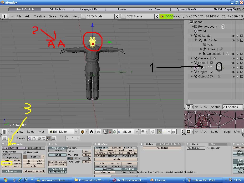 TUTORIAL pegar objetos al cuerpo (pistolas, sombreros, etc) 42215205cabeza