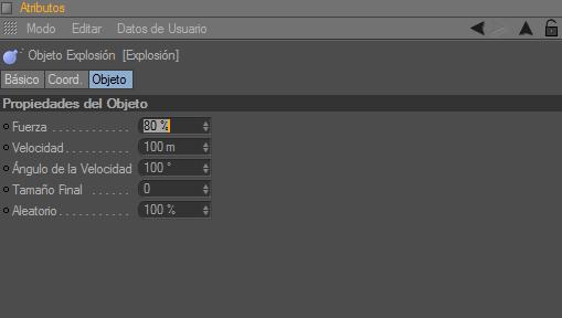 Crear un paisaje con CINEMA 4D (chroma key) C4d14