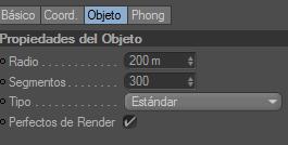Crear un paisaje con CINEMA 4D (chroma key) C4d2