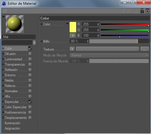 Crear un paisaje con CINEMA 4D (chroma key) C4d4