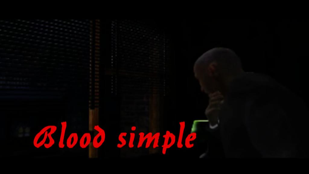 Blood simple (pr daktil) 4