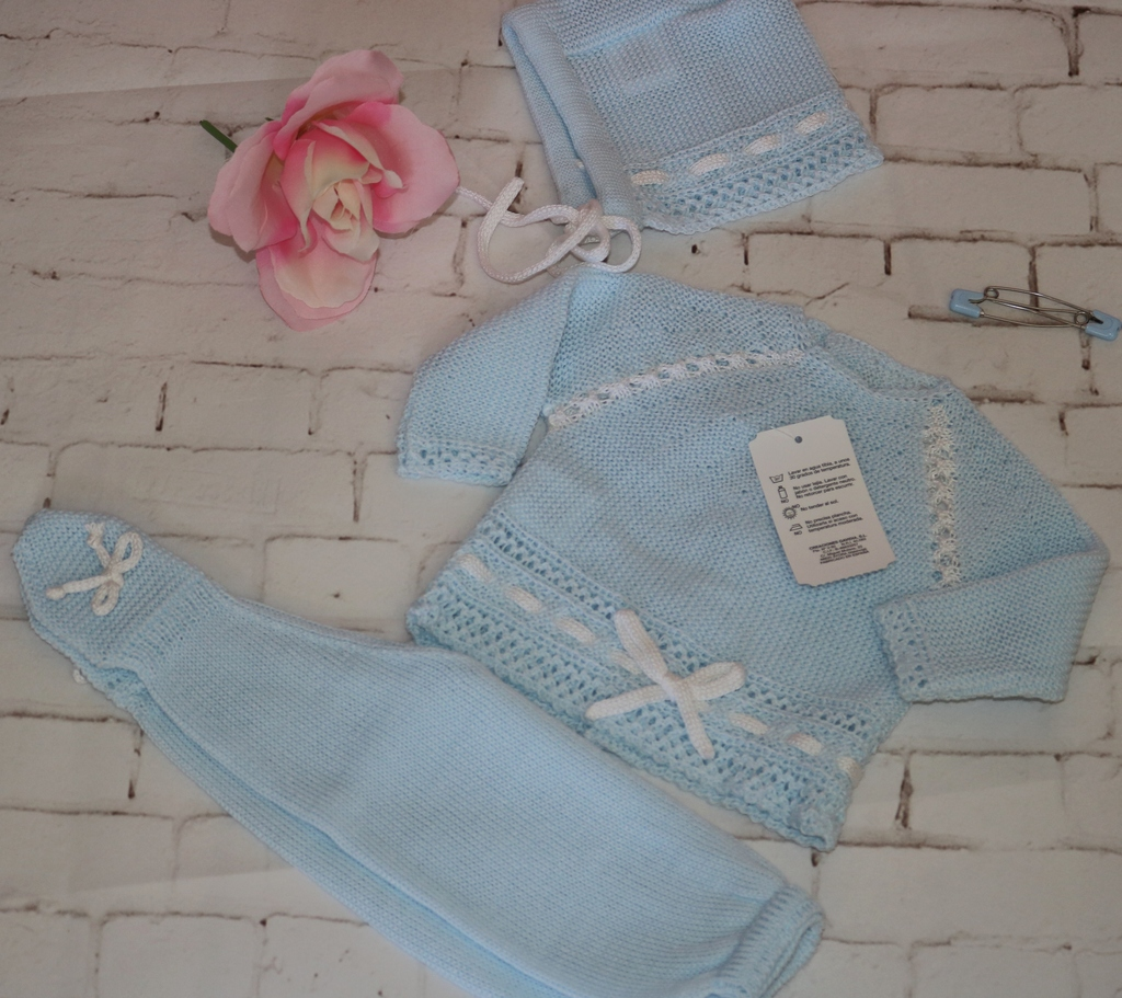 High Quality knit  Spanish Baby Clothes  IMG_5490
