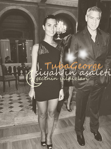 George Clooney and Tuba Buyukustun photshopped pictures Love2a-1