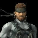 Solid Snake LV 2