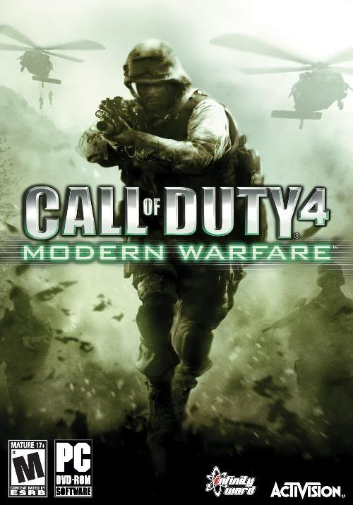 Call OF Duty 4 : Modern Warfare Español CallofDuty4