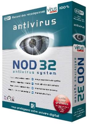 NOD32 3.0.621.0 + Crack Hasta el 2050 Nod32