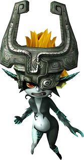 Twili Race (Limited Spaces) Midna