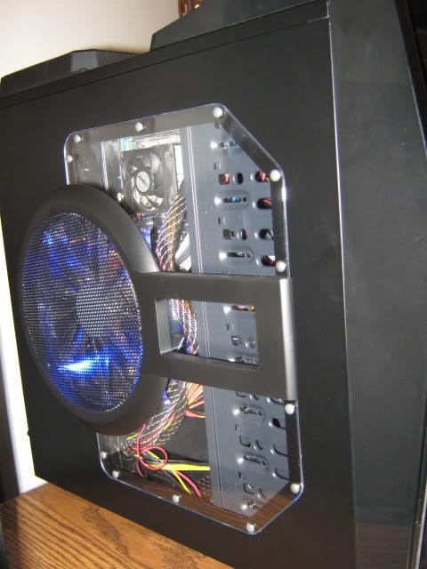 rebuilt system :D  Side190