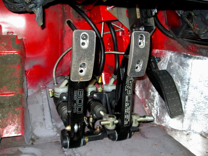 Floor mounted Brake Pedal IMG_0296