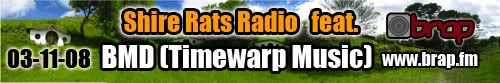 Download Shire Rats Radio Archives here: BMDGuestmixartwork
