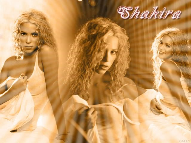 Cathy's Creations - Page 2 Wallpapershakira