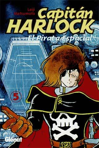 El Capitan Harlock[42/42]+Harlock saga[6/6] Capitanharlo
